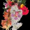 Me as Giuseppe Arcimboldo's 'Flora' 1588 #365LoveNotesToSelf Day 147 digital collage